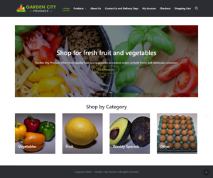 Garden City Produce New Zealand
