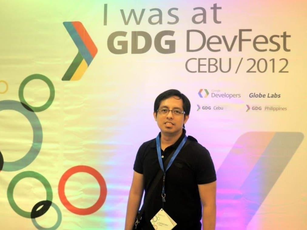 GDG DevFest Cebu