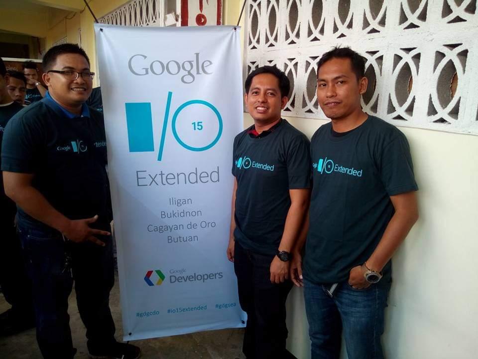 Google I/O Butuan